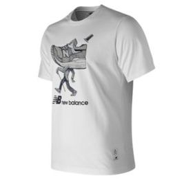 New balance Men's Walker Tee