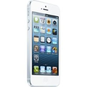 Apple - Pre-Owned iPhone 5 4G LTE with 16GB Memory