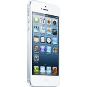 Apple - Pre-Owned iPhone 5 with 32GB Memory Cell P