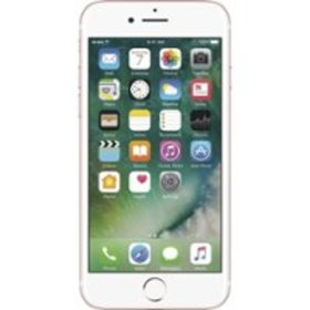 Apple - Pre-Owned iPhone 7 4G LTE with 32GB Cell P