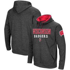 Wisconsin Badgers Colosseum Performance Pullover H