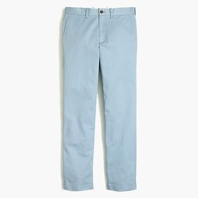 J. Crew Factory Straight-fit flex chino