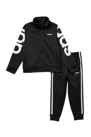 adidas Core Tricot 2-Piece Set (Toddler & Little B