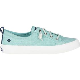 Sperry Top-Sider Crest Vibe Washed Linen Shoe - Wo