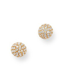 Bloomingdale's - Diamond Mini Ball Stud Earrings i