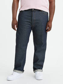 Levi's 501® Shrink-to-Fit™ Men's Jeans (Big & Tall
