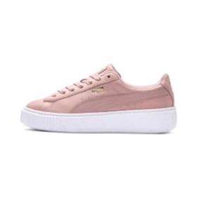 Puma Suede Platform Shimmer Women's Sneakers