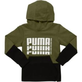 Puma Toddler Terry Pullover Hoodie