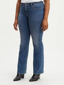 Levi's 315 Shaping Boot Cut Women's Jeans (Plus Si