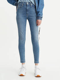 Levi's Mile High Super Skinny Ankle Women's Jeans