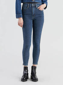 Levi's Mile High Ankle Zip Women's Jeans
