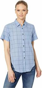 Toad&Co Indigo-for-It Short Sleeve Shirt