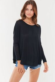 Out From Under Arielle Long Sleeve Top