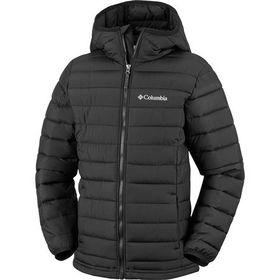 Columbia Powder Lite Hooded Insulated Jacket - Boy