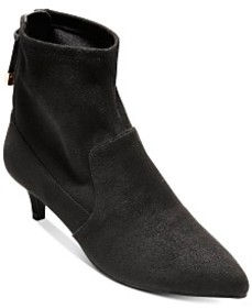 Harlow Stretch Booties