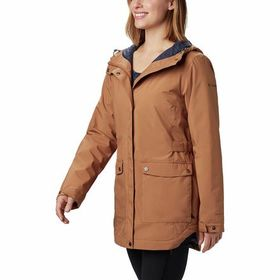 Columbia Here And There Insulated Trench Jacket -