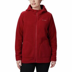 Columbia Canyon Point Sherpa Full-Zip Hoodie - Wom