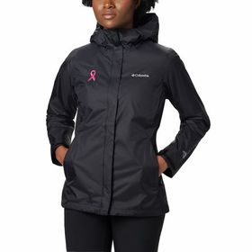 Columbia Tested Tough In Pink II Rain Jacket - Wom