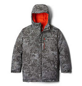 Columbia Boys' Alpine Free Fall™ II Jacket