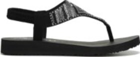 Skechers Women's Meditation Gypsy Glam Sandal