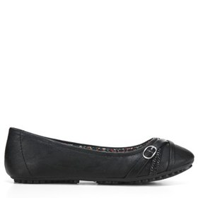 JELLYPOP Women's Jassinda Flat Shoe