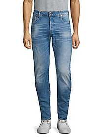 G-Star RAW Slim-Fit Stretch Jeans AUTHENTIC NAVY