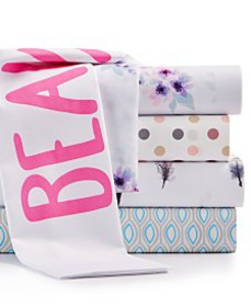 Expressions Wrinkle-Free Printed Sheet Set Collect