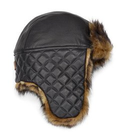 UGG Leather Trapper