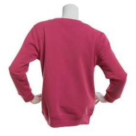 Hasting & Smith Long Sleeve Cat Duo Applique Sweat