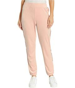 Juicy Couture Luxe Velour Track Pants