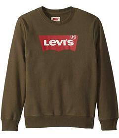 Levi's® Kids Crew Neck Sweatshirt (Big Kids)