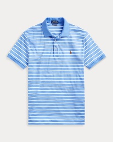 Ralph Lauren Custom Slim Fit Interlock Polo
