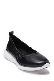 Cole Haan 3.ZeroGrand Ruched Slip-On Flat