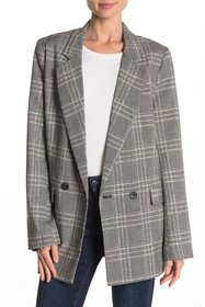 Free People Sporty Uptown Girl Blazer