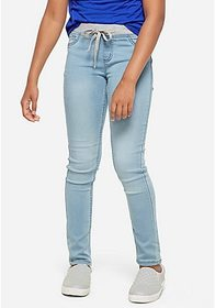 Justice Knit Waist Jeggings