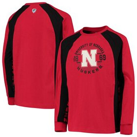 Nebraska Cornhuskers Hands High Youth Switch Hitte