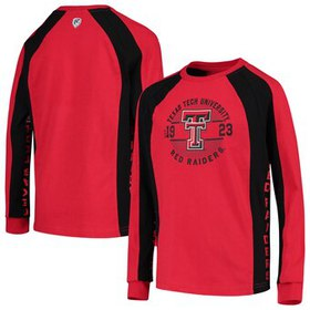 Texas Tech Red Raiders Hands High Youth Switch Hit