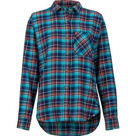 Marmot Maggie Midweight Flannel Long-Sleeve Shirt