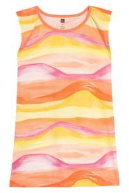 Tea Collection Desert Sunset Graphic Dress (Toddle
