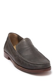 Tommy Bahama Felton Perforated Apron Toe Loafer