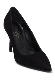 Via Spiga Nikole Pointed Toe Suede Pump