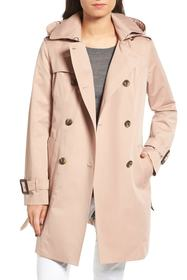 London Fog Heritage Double Breasted Lined Trench C