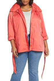 Halogen Halogen(R) Belted Lightweight Jacket (Plus