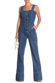 Kendall & Kylie Fashion Denim Jumpsuit