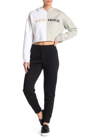 Kendall & Kylie Fleece Knit Sweatpants