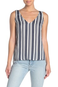 Tart Dayton Striped Swing Tank Top