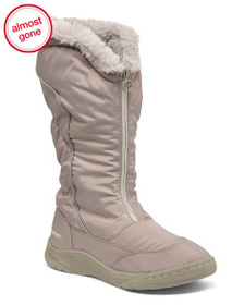 JSPORT Cold Weather Ready Boots