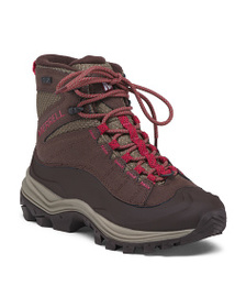 MERRELL Waterproof And Insulated Cold Weather Boot