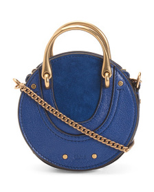 reveal designer Made In Italy Pixie Mini Leather C