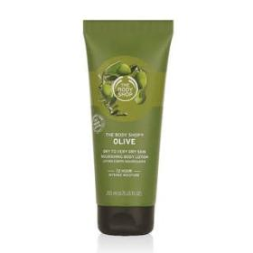 Olive Nourishing Body Lotion